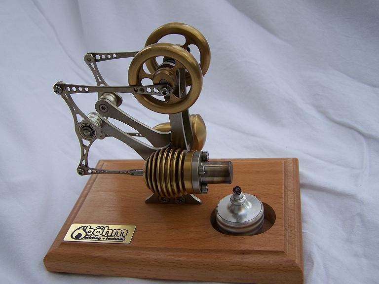Bohm AS2 Hot Air Stirling Engine