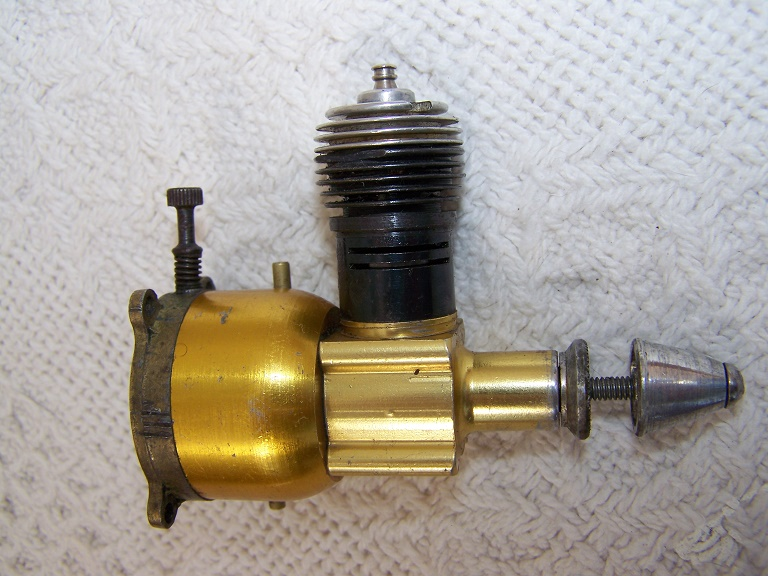 COX Golden Bee 0.49 Model airplane engine