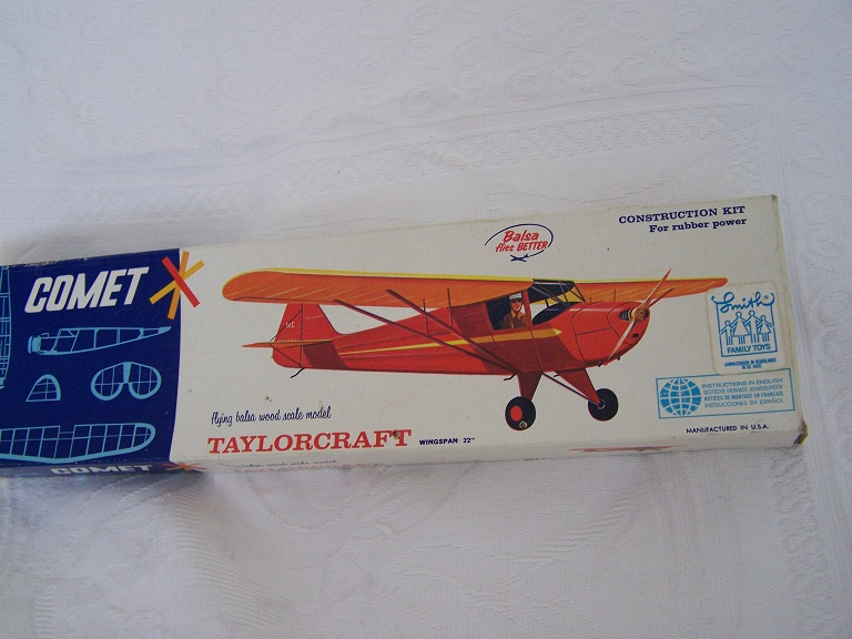 Comet Taylorcraft kit.