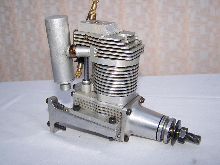 LASER 80 4 stroke model engine