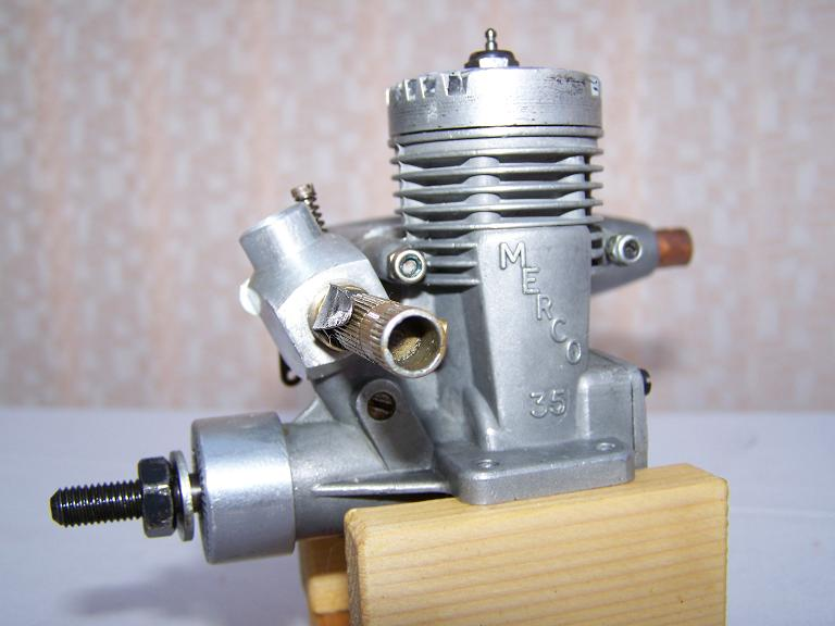MERCO 35 R/C model aeroplane glow plug engine