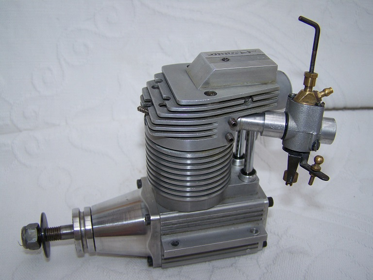 Laser 75 4 stroke model engine