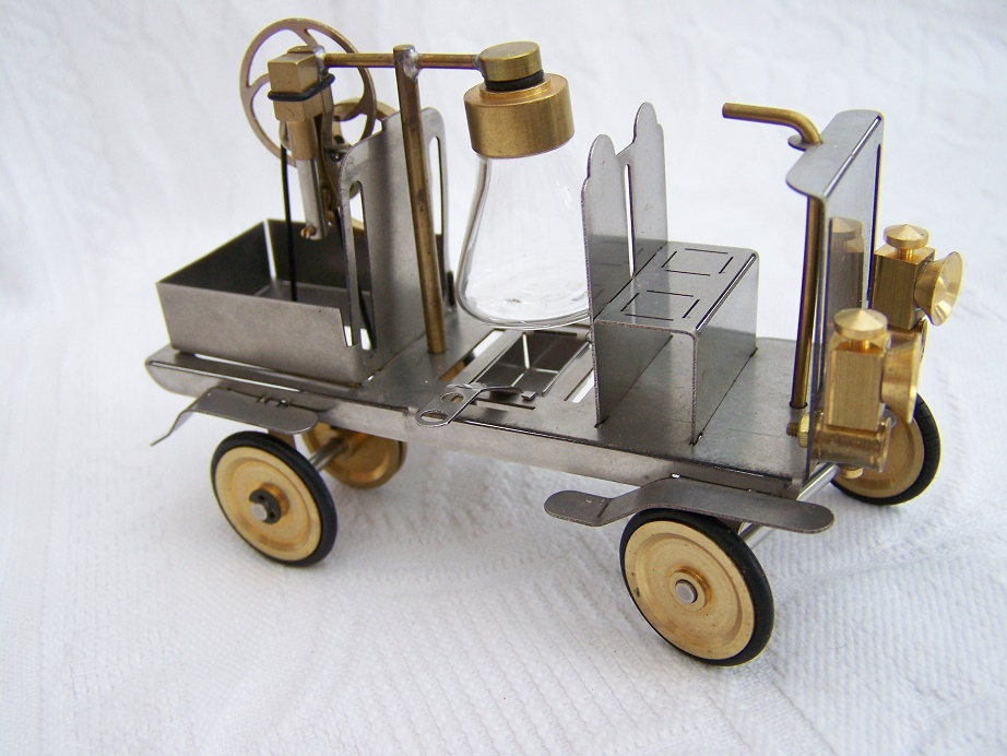 Live Steam miniature lorry