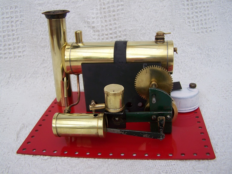 Bowman M 135 model steam engine