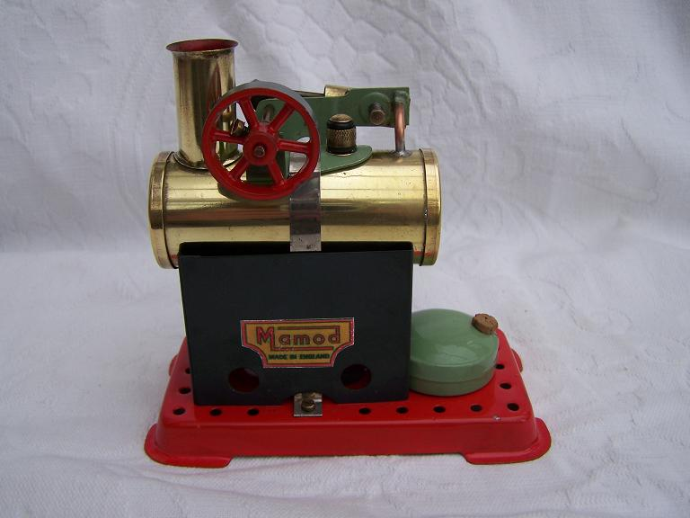 Mamod Minor MM1 steam engine