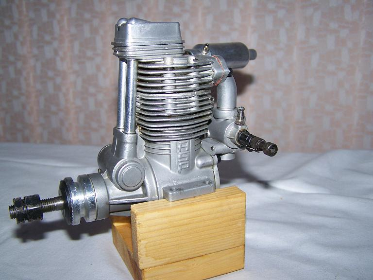 ASP 80 FOUR STROKE model aeroplane engine