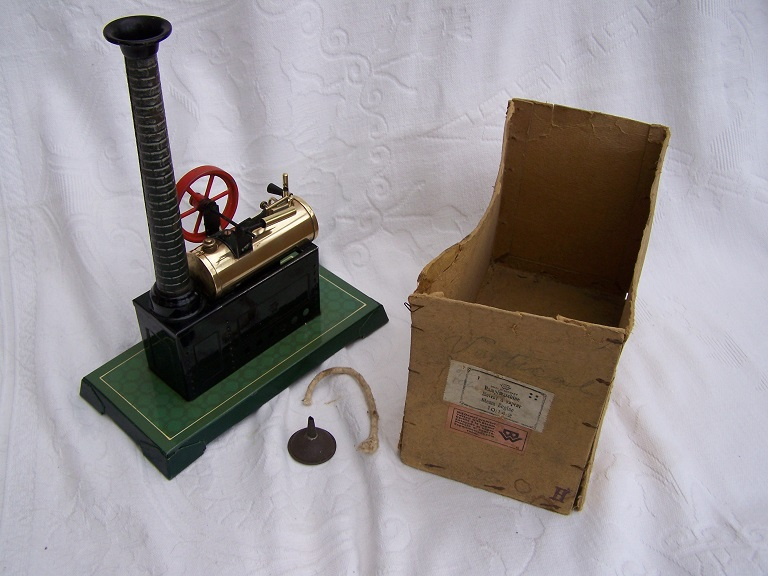 Bing Werke model 10/14/2 Stationary Steam Engine