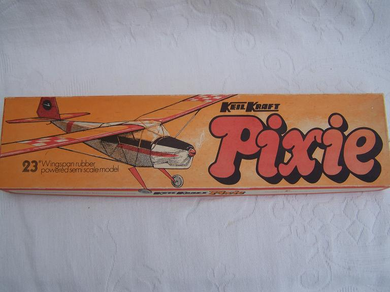 Keil Kraft Pixie model kit