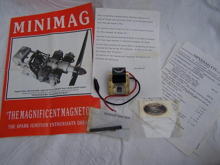 Minimag Magnito Engineers Kit