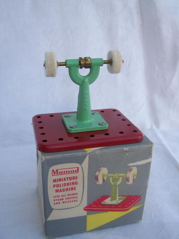 Mamod Polisher with box