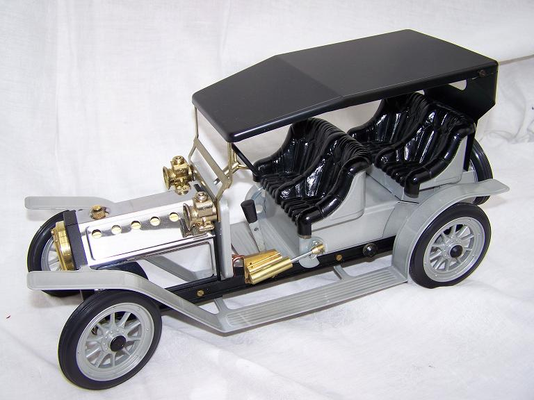 Mamod limousine unused model steam engine car