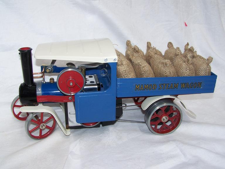Mamod Live Steam Model Wagon SW1