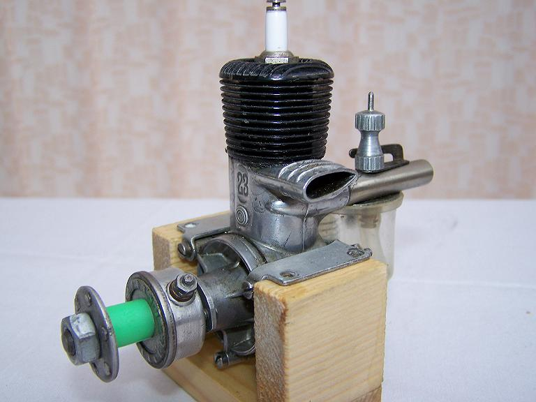 O&R 23 SPARK IGNITION model aeroplane engine