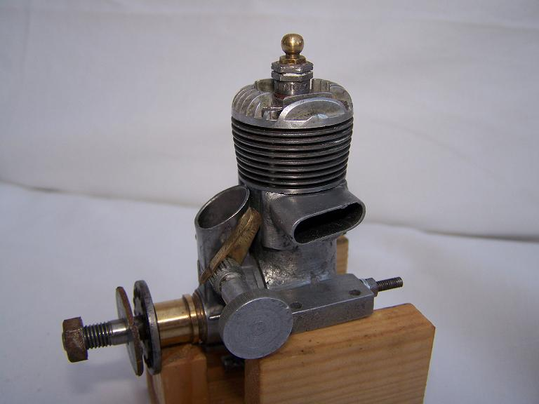 O&R 19 glow plug model engine