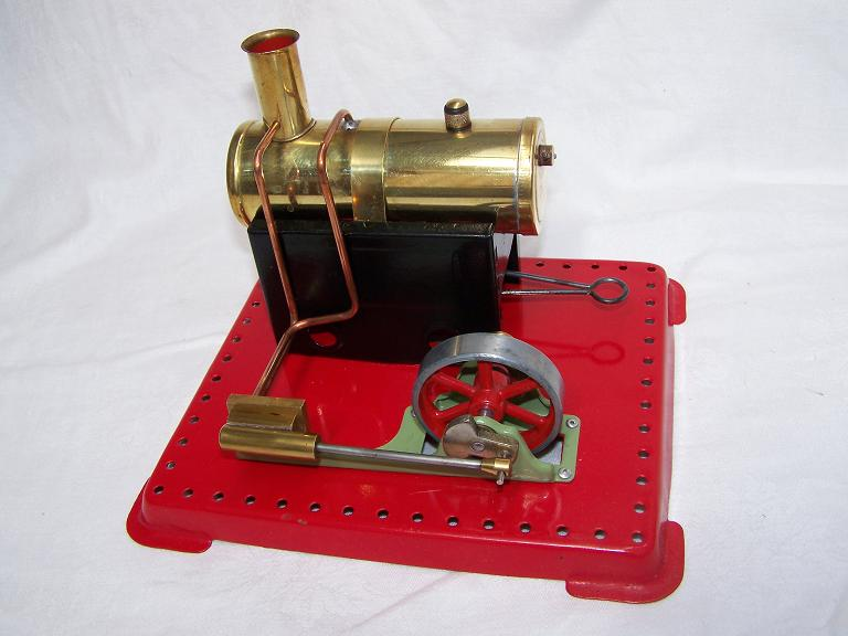 Mamod SE1 meths powered model steam engine