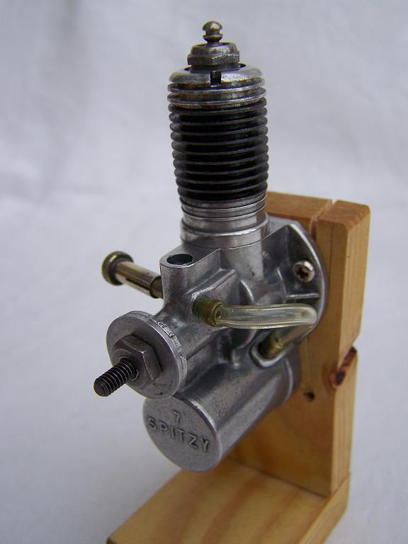 Anderson Spitzy 0.45 model airplane glow plug engine