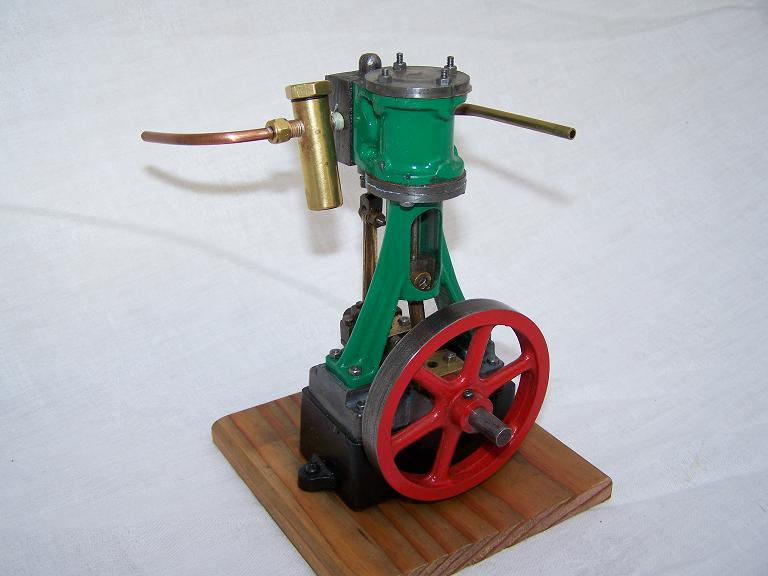 Stuart Turner V10 model steam engine