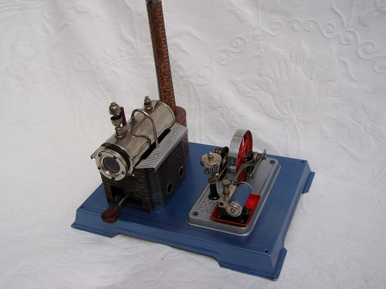 Wilesc D10 Model Steam Engine.