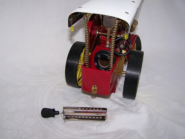 wilesco steam engine instructions