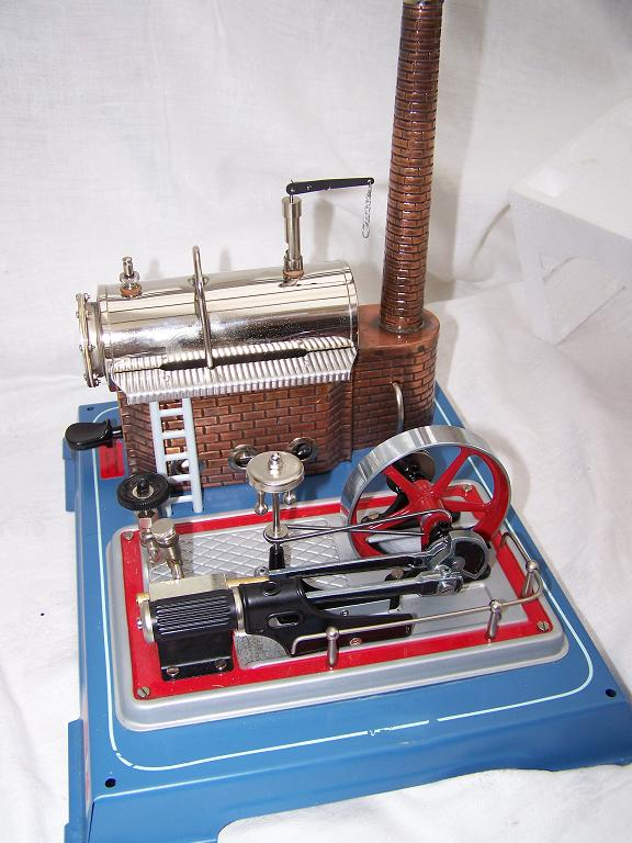 Wilesco D16 live steam model engine for sale